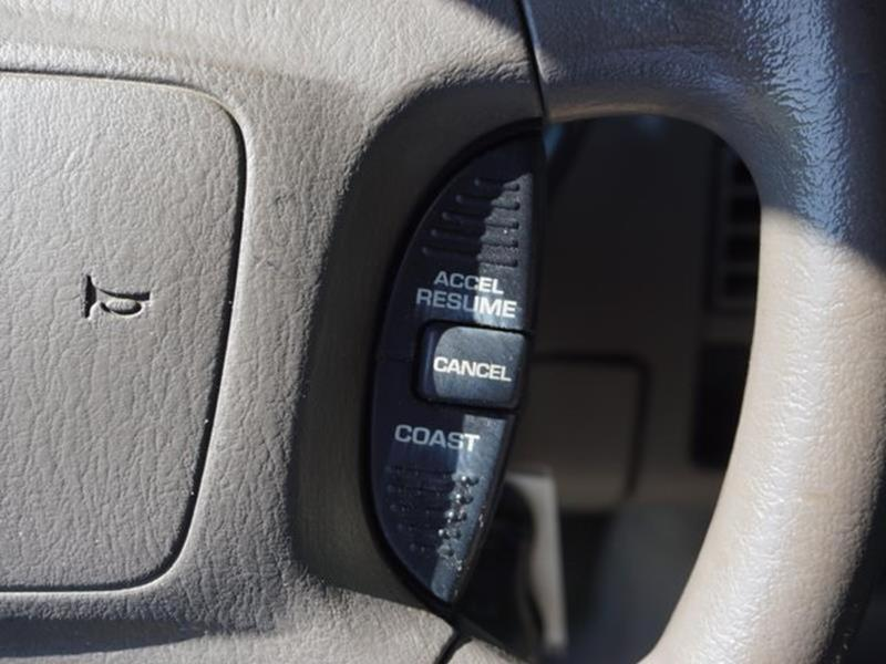2002 DODGE DURANGO SLT 2WD 4DR SUV patriot blue pearl rear absfront discrear drum brakescruise