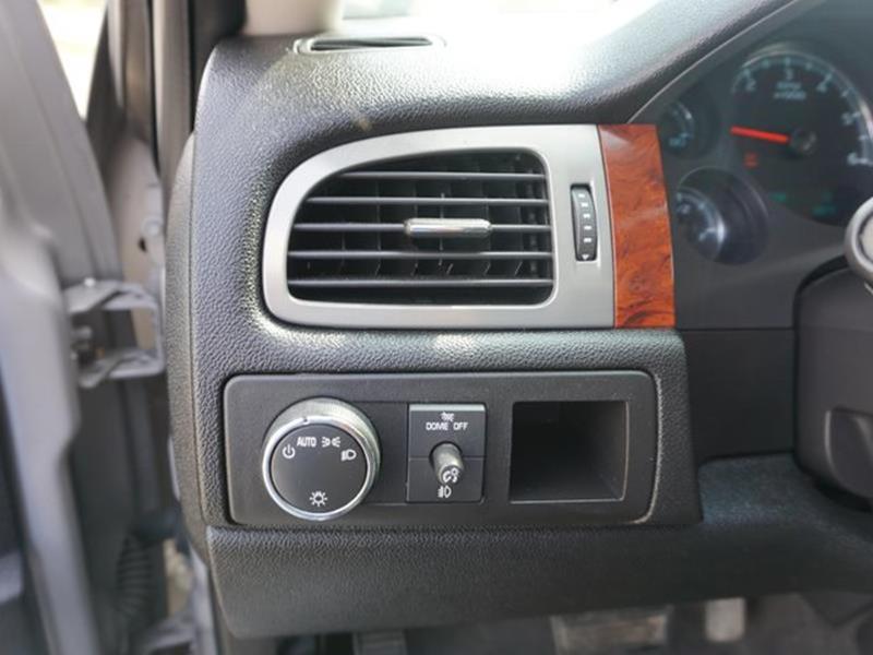 2009 CHEVROLET TAHOE LT W1LT 2WD gold mist metallic cloth seatspassenger air bag onoff switch