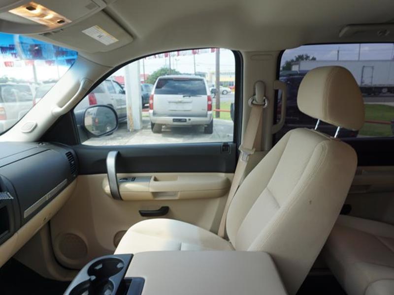 2009 GMC SIERRA 1500 SLE 4X2 4DR CREW CAB 58 FT SB black passenger air bagfront discrear drum