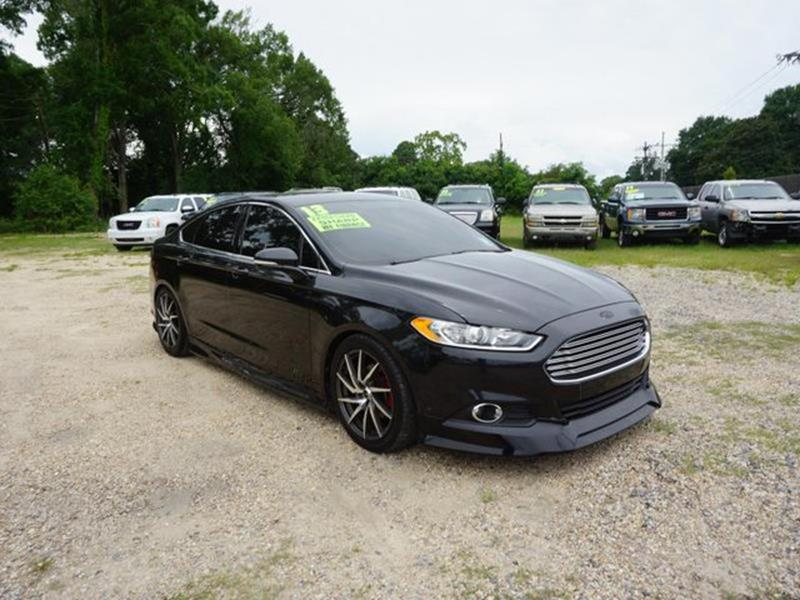 2013 FORD FUSION SE 4DR SEDAN tuxedo black metallic driver air bagrear head air bagrear acala