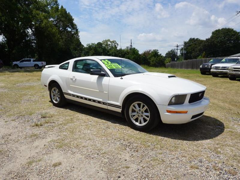 2005 FORD MUSTANG DELUXE performance white intermittent wiperstires - front all-seasoncloth sea