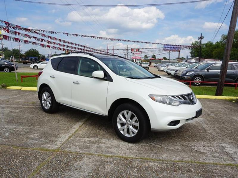 2011 NISSAN MURANO SL 2WD glacier pearl heated steering wheelrear bench seathard disk drive med