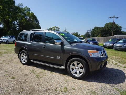 2009 Nissan Armada for sale in Baton Rouge, LA