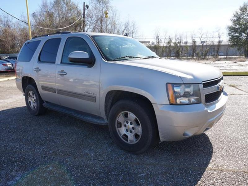 2009 CHEVROLET TAHOE LT 2WD silver birch metallic climate controlrear parking aidpassenger air