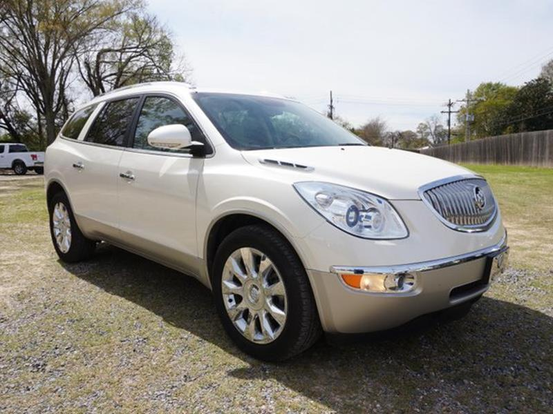 2011 BUICK ENCLAVE CXL 2 4DR CROSSOVER W2XL white diamond driver air bagfront side air bagac