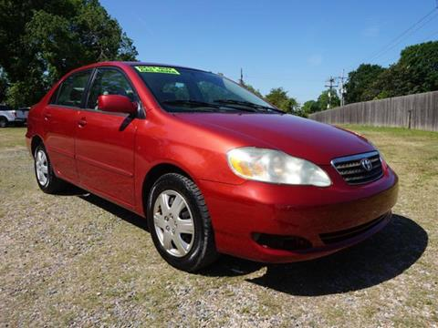 2008 Toyota Corolla For Sale >> 2008 Toyota Corolla For Sale In Baton Rouge La