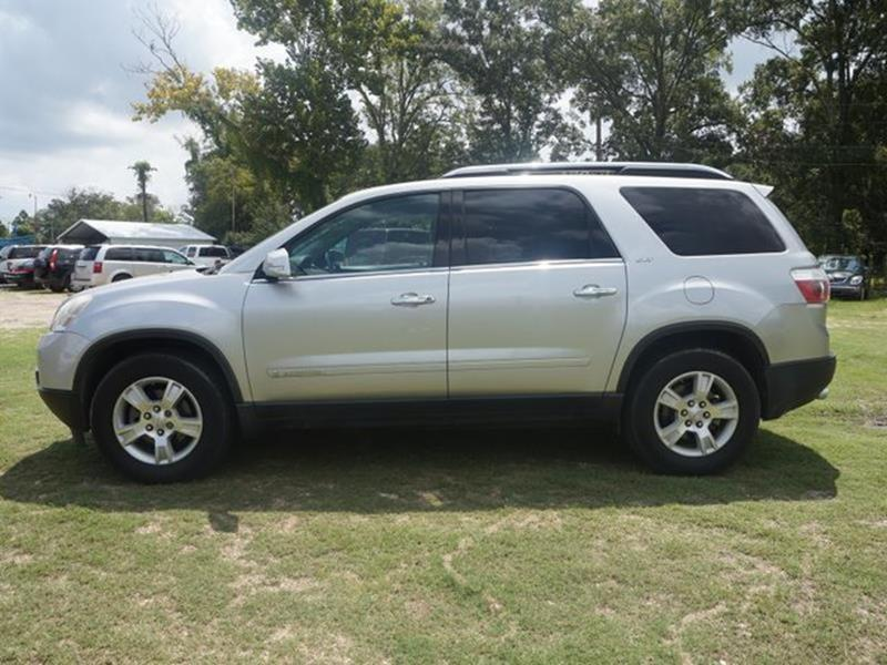 2008 Gmc Acadia Slt 1 4dr Suv In Baton Rouge La Blue Ribbon Motors