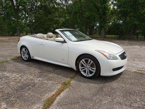 Infiniti Of Sanford >> Used Infiniti G37 Convertible For Sale - Carsforsale.com®