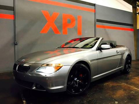 2004 BMW 6 Series for sale in Kennesaw, GA