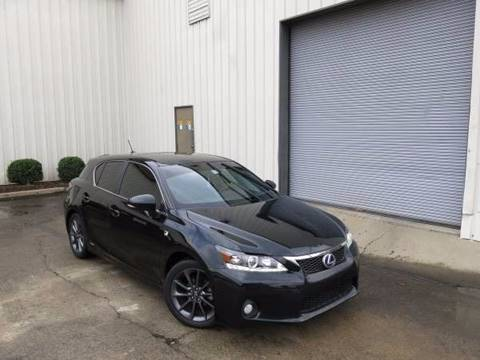 2012 Lexus CT 200h for sale in Kennesaw, GA
