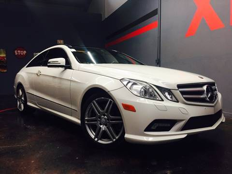 2010 Mercedes-Benz E-Class for sale in Kennesaw, GA
