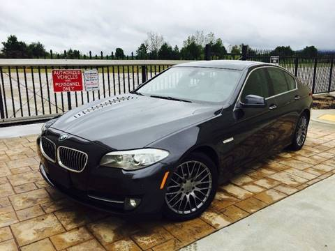 2012 BMW 5 Series for sale in Kennesaw, GA
