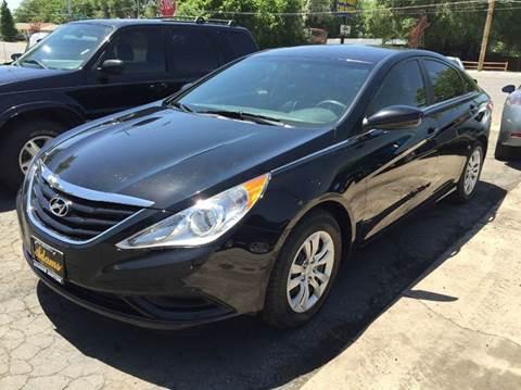 2012 Hyundai Sonata for sale in Springville, UT