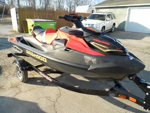 2019 Sea-Doo RXT-X 300 w/sound system for sale in Belton, MO