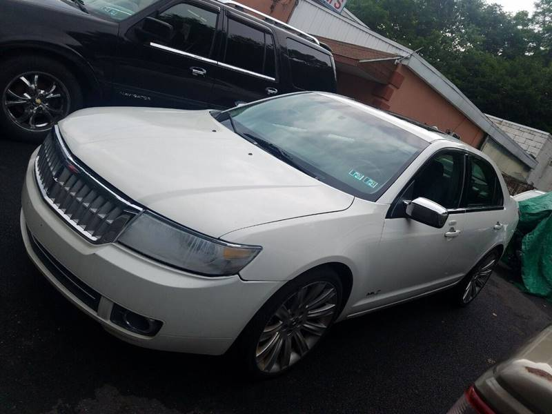 2008 Lincoln Mkz AWD 4dr Sedan In Saint Clair PA - Toms Auto