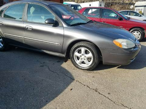 2002 Ford Taurus for sale in Saint Clair, PA