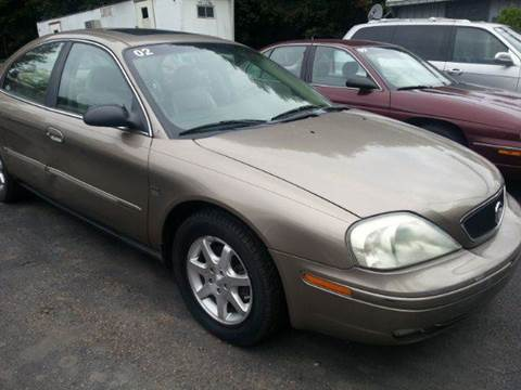 2002 Mercury Sable for sale in Saint Clair, PA