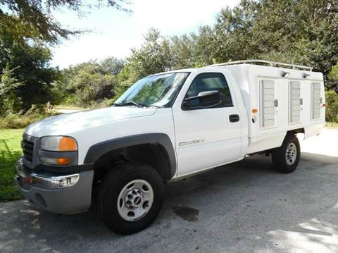 2006 GMC Sierra 2500HD for sale in Lake Placid, FL