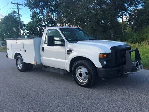 2008 Ford F-350 for sale in Lake Placid, FL