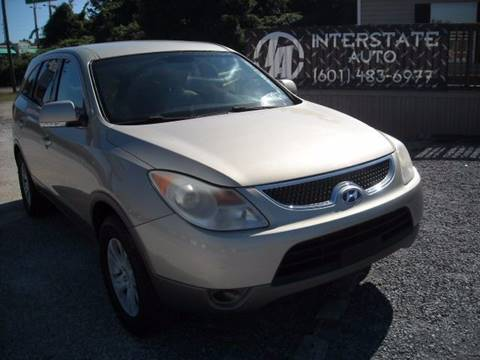 2008 Hyundai Veracruz for sale in Meridian, MS