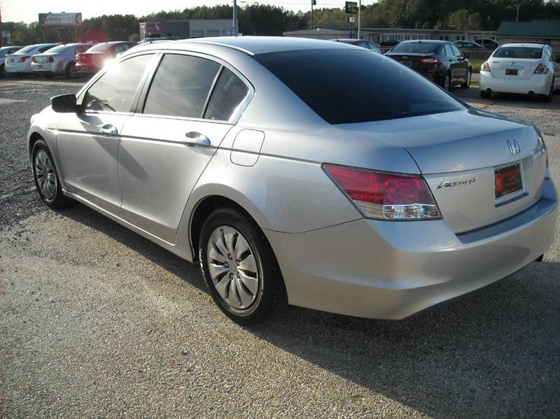 2010 Honda Accord LX 4dr Sedan 5A - Meridian MS