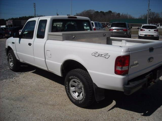 2008 Ford Ranger 4x4 XLT 2dr SuperCab SB - Meridian MS