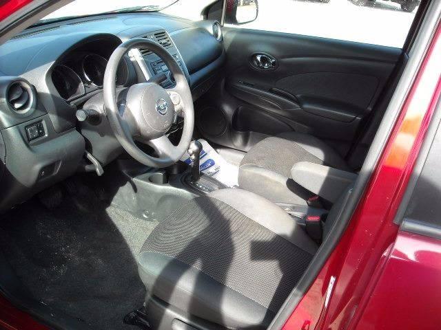2013 Nissan Versa 1.6 S 4dr Sedan 4A - Meridian MS