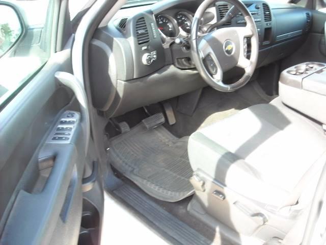 2013 Chevrolet Silverado 1500 4x2 LT 4dr Extended Cab 6.5 ft. SB - Meridian MS