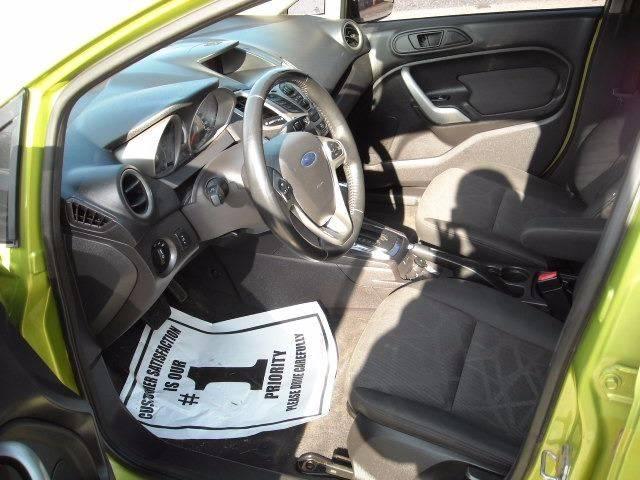 2012 Ford Fiesta SES 4dr Hatchback - Meridian MS
