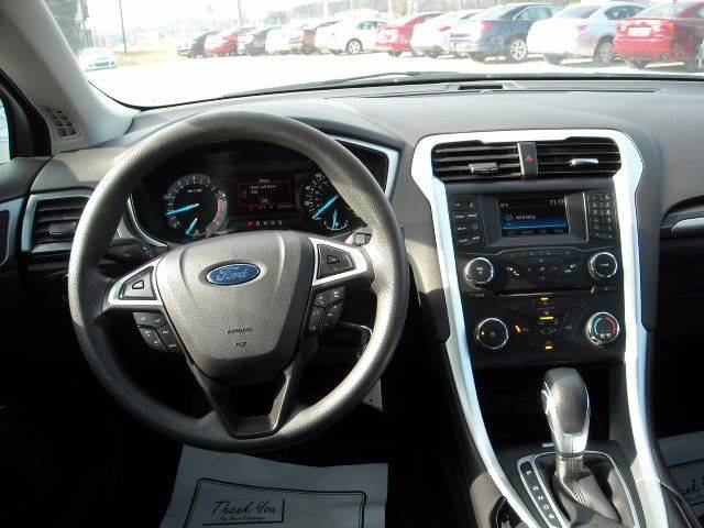 2014 Ford Fusion SE 4dr Sedan - Meridian MS