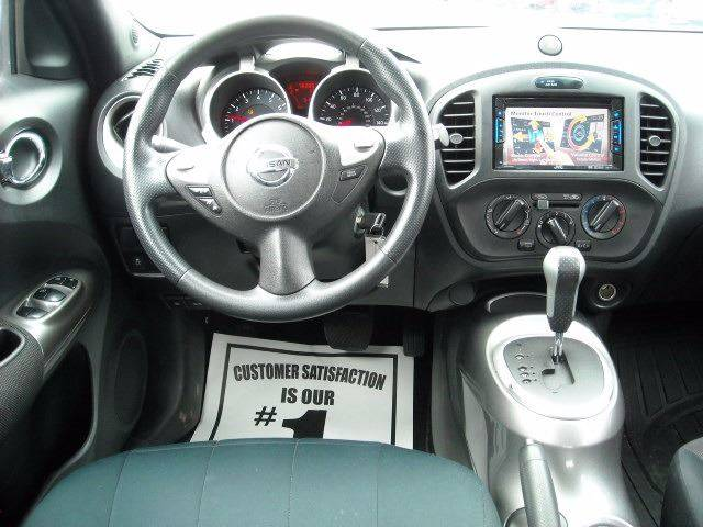 2013 Nissan JUKE S 4dr Crossover - Meridian MS