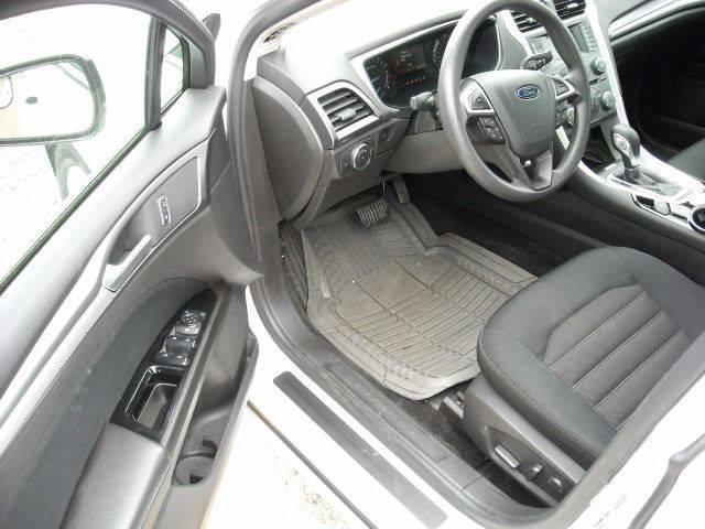 2015 Ford Fusion SE 4dr Sedan - Meridian MS