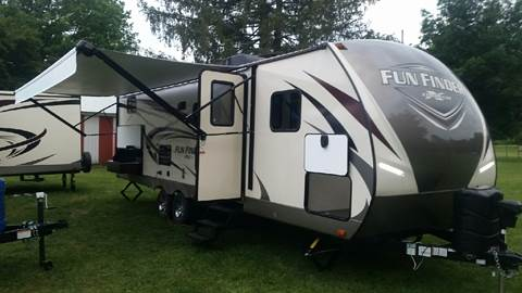 2017 Cruiser RV FunFunder 27DB
