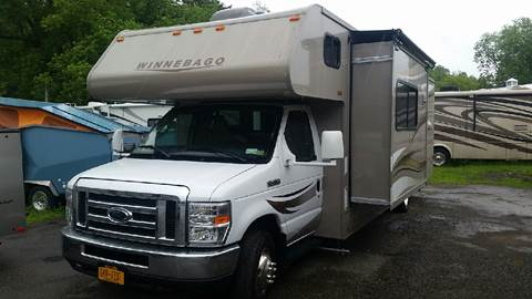 2014 Winnebago Minnie Winnie 331H for sale in Cortland, NY