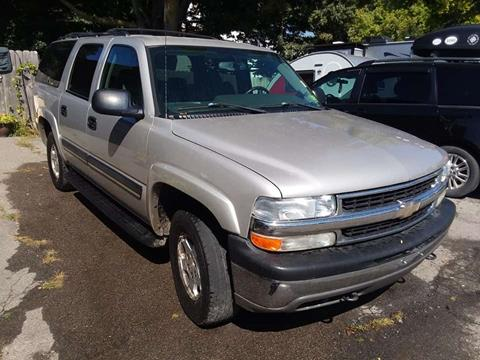 2006 Chevrolet Suburban for sale in Cortland, NY