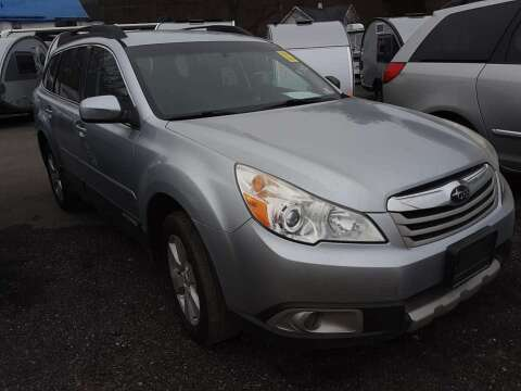 2012 Subaru Outback 2.5i Limited for sale at Hartleys Auto & RV Center in Cortland NY
