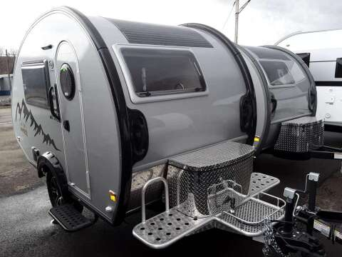 2021 NuCamp RV TAB Boondock Edge for sale at Hartleys Auto & RV Center in Cortland NY