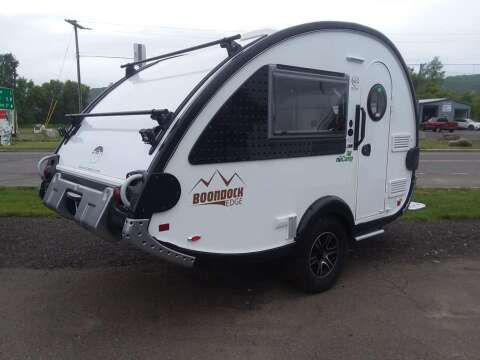 2020 NuCamp RV TAB Boondock Edge for sale at Hartleys Auto & RV Center in Cortland NY