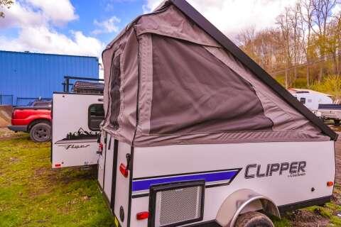 2020 Coachmen Clipper FC Express for sale at Hartleys Auto & RV Center in Cortland NY