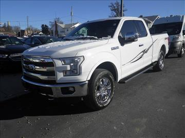 2015 Ford F-150 for sale in Rolla, MO