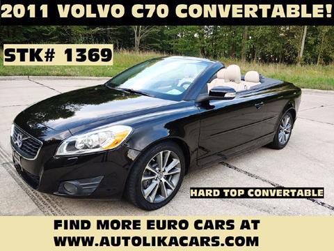 2011 Volvo C70 for sale in North Royalton, OH
