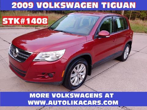 2009 Volkswagen Tiguan for sale in North Royalton, OH