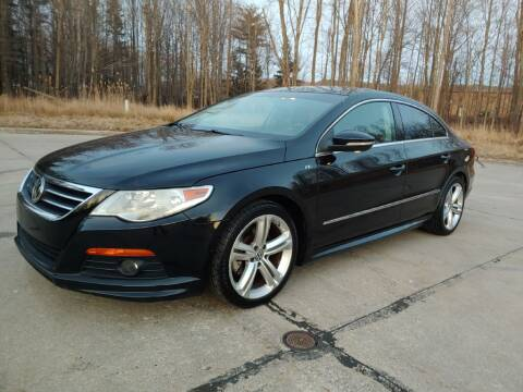 2012 Volkswagen CC Sport for sale at Autolika Cars LLC in North Royalton OH