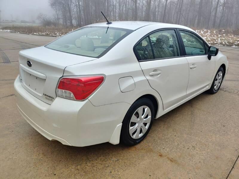 2012 Subaru Impreza 2.0i (image 5)
