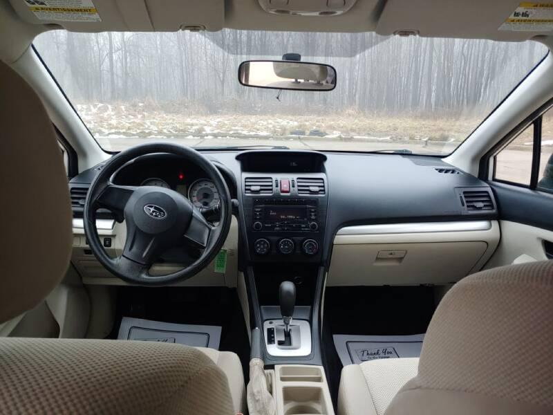 2012 Subaru Impreza 2.0i (image 20)