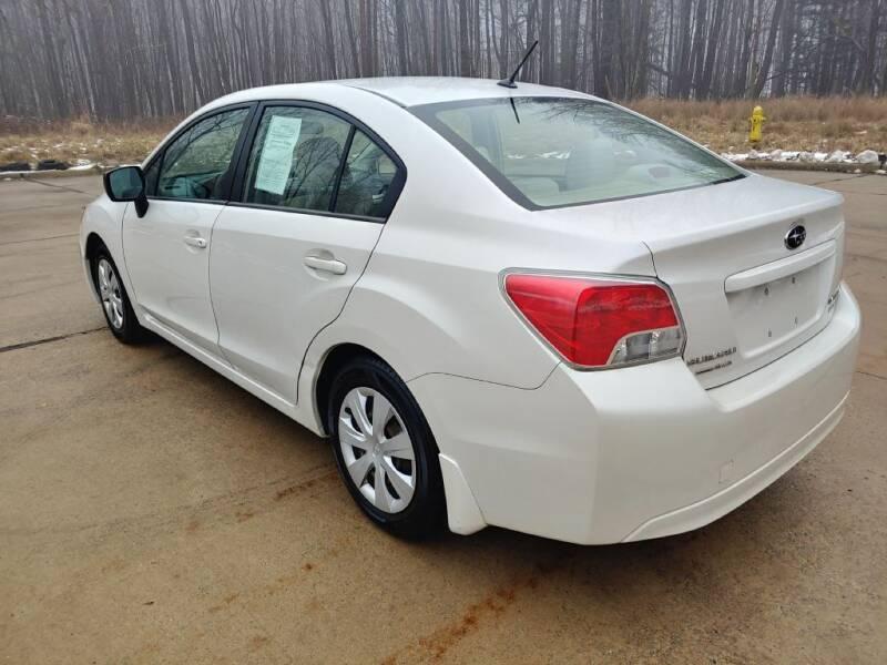 2012 Subaru Impreza 2.0i (image 3)