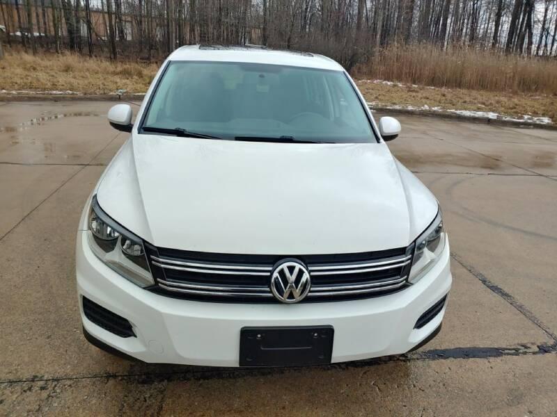 2013 Volkswagen Tiguan (image 8)