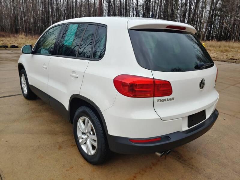 2013 Volkswagen Tiguan (image 3)