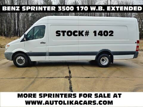 2012 Mercedes-Benz Sprinter Cargo for sale at Autolika Cars LLC in North Royalton OH