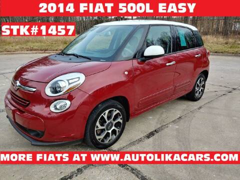 2014 FIAT 500L Easy for sale at Autolika Cars LLC in North Royalton OH